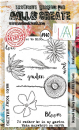AALL and Create Clear A6 Stamp Set #140